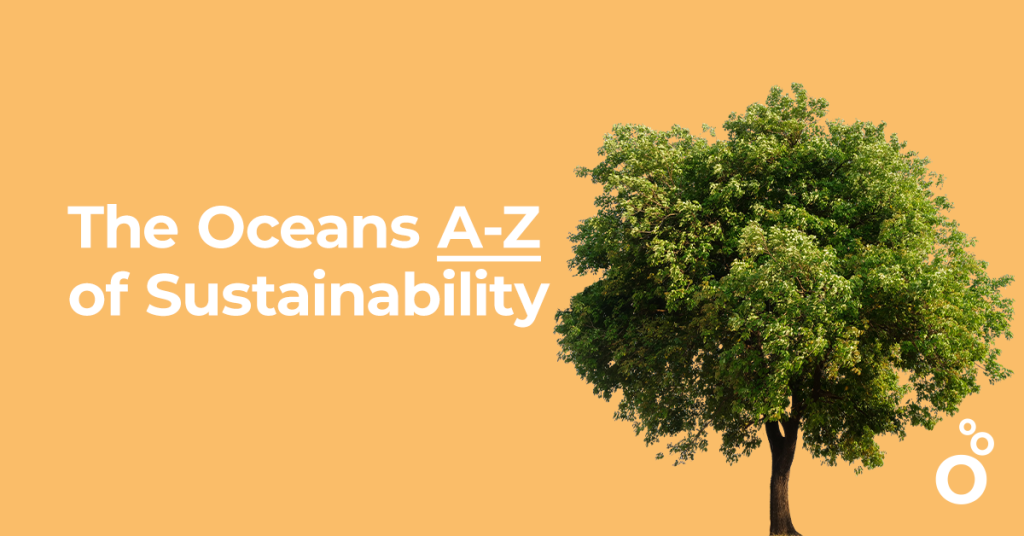 The Oceans A-Z of sustainability
